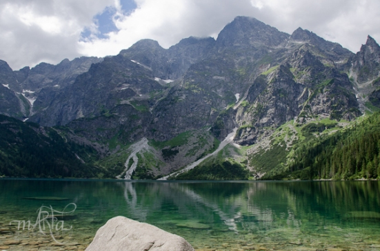 Photograph of Morskie Oko