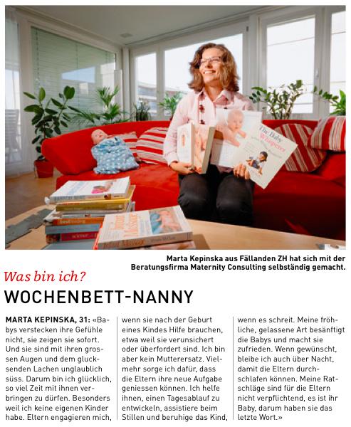 Schweizer Familie article