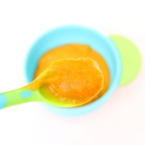 Baby food - copyright Emily Watson