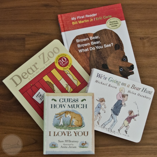 Books for the nursery