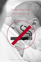 Breastfeeding and smoking