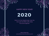 Happy new 2020!